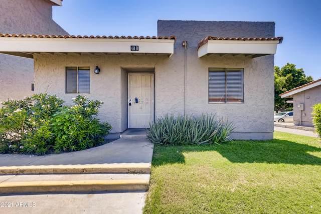 414 E Washington Avenue B, Gilbert, AZ 85234 (MLS #6281652) :: The Copa Team | The Maricopa Real Estate Company