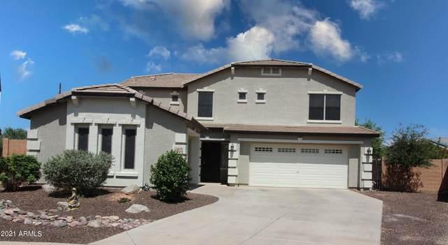 31059 N Muscovite Drive, San Tan Valley, AZ 85143 (MLS #6281745) :: Klaus Team Real Estate Solutions
