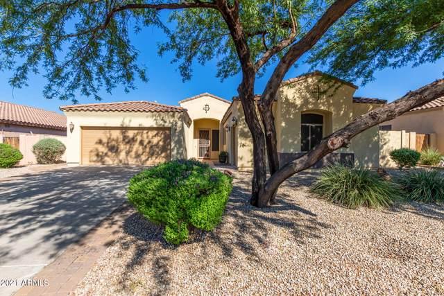 10151 S 186TH Avenue, Goodyear, AZ 85338 (MLS #6281826) :: Executive Realty Advisors