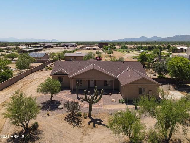 15309 E Red Bird Road, Scottsdale, AZ 85262 (MLS #6281887) :: Executive Realty Advisors
