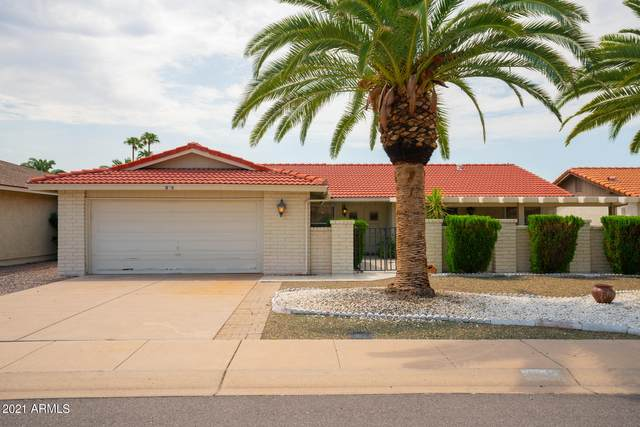 1033 Leisure World, Mesa, AZ 85206 (MLS #6282063) :: The Ellens Team