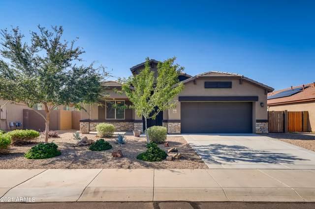 13521 W Desert Moon Way, Peoria, AZ 85383 (MLS #6282167) :: Elite Home Advisors