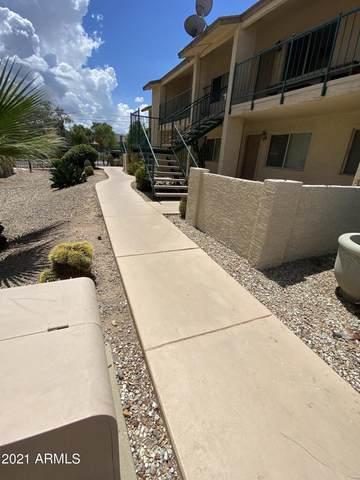 12440 N 20TH Street #217, Phoenix, AZ 85022 (MLS #6282262) :: The Dobbins Team