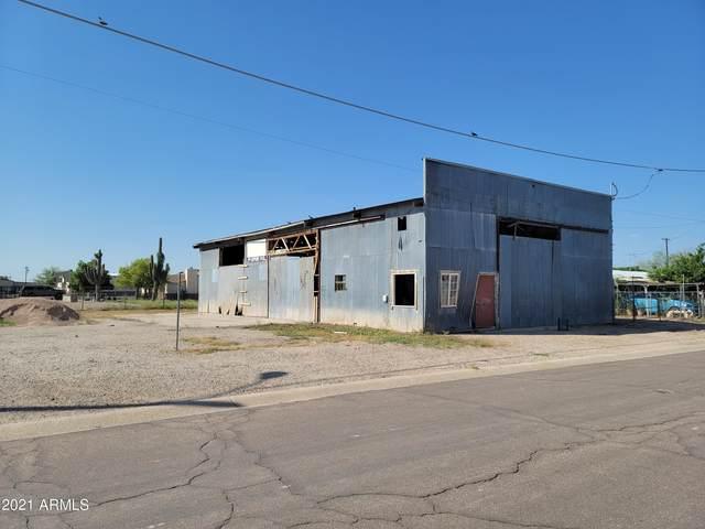 404 S Sunshine Boulevard, Eloy, AZ 85131 (MLS #6282338) :: West Desert Group | HomeSmart