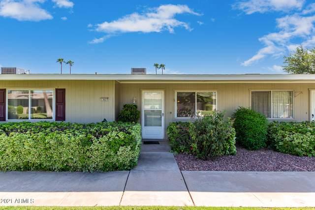 13627 N 111TH Avenue, Sun City, AZ 85351 (MLS #6282344) :: Executive Realty Advisors