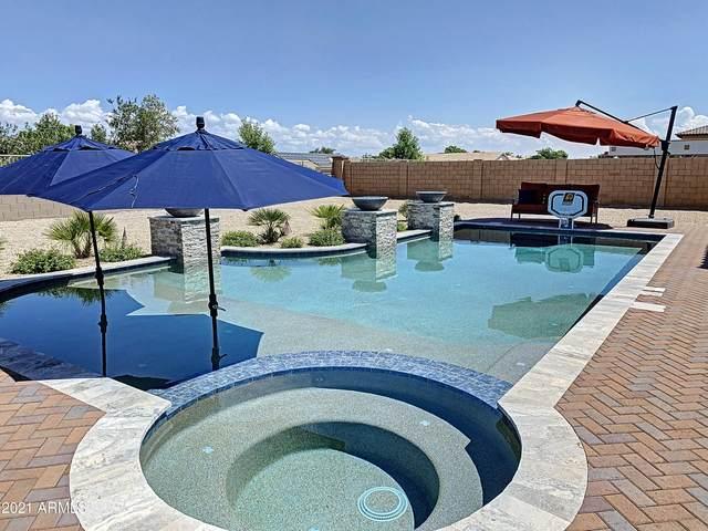 21022 E Aquarius Way, Queen Creek, AZ 85142 (MLS #6282697) :: Executive Realty Advisors