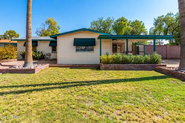 3901 N 85TH Street, Scottsdale, AZ 85251 (MLS #6283198) :: Jonny West Real Estate