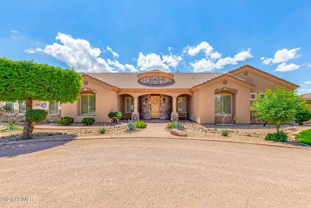 21091 E Pummelos Road, Queen Creek, AZ 85142 (MLS #6283581) :: Klaus Team Real Estate Solutions