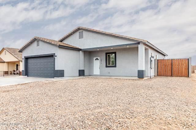 8849 W Pineveta Drive, Arizona City, AZ 85123 (MLS #6283654) :: Executive Realty Advisors