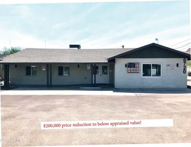 6720 N 27TH Avenue, Phoenix, AZ 85017 (MLS #6283692) :: West Desert Group | HomeSmart