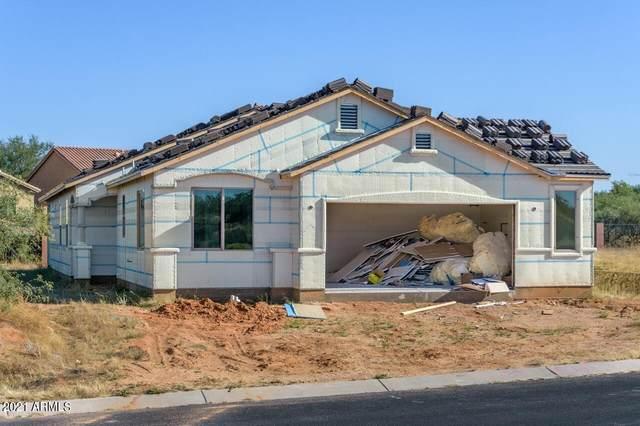 958 S Stalactites Circle Lot 154, Benson, AZ 85602 (MLS #6283743) :: Elite Home Advisors