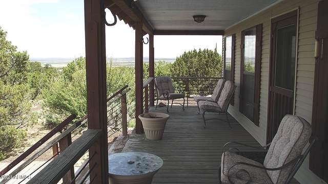 10810 S High Mesa Trail, Williams, AZ 86046 (MLS #6283749) :: Elite Home Advisors