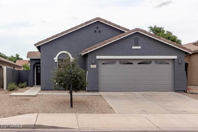 3177 W Hayden Peak Drive, Queen Creek, AZ 85142 (MLS #6283862) :: Elite Home Advisors
