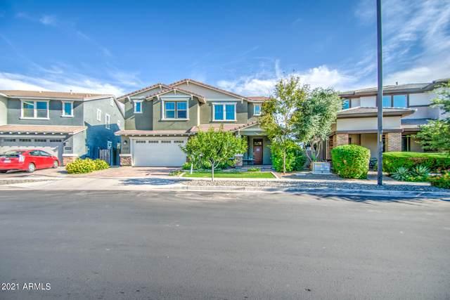 5051 S Girard Street, Gilbert, AZ 85298 (MLS #6283918) :: Elite Home Advisors