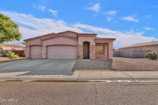 48 N Southfork Drive, Casa Grande, AZ 85122 (MLS #6283930) :: Elite Home Advisors