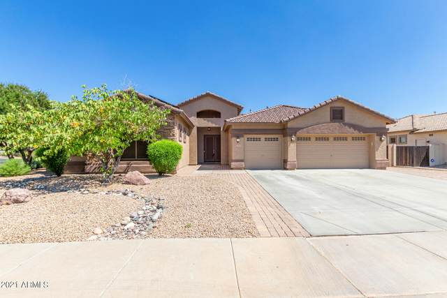 14015 W La Reata Avenue, Goodyear, AZ 85395 (MLS #6283982) :: Executive Realty Advisors