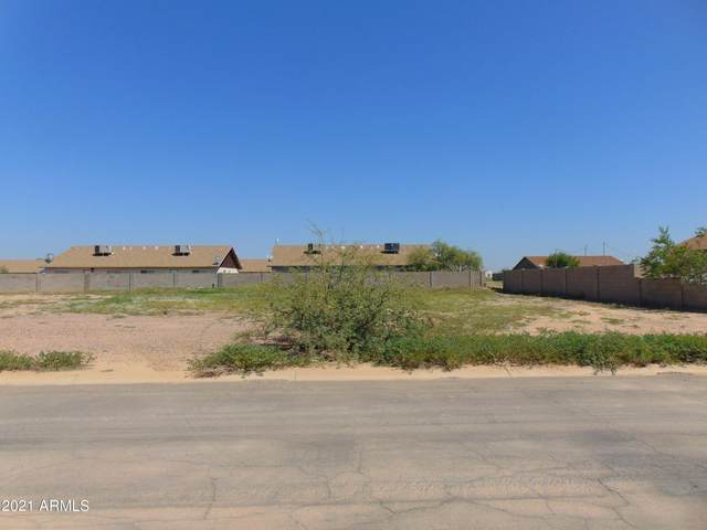 10858 W Arvada Drive, Arizona City, AZ 85123 (MLS #6284252) :: The Daniel Montez Real Estate Group