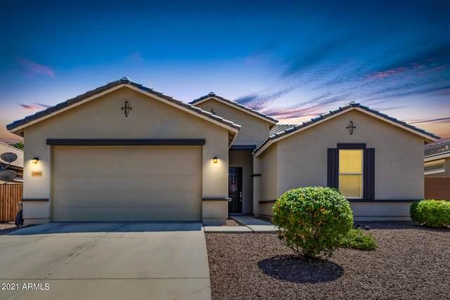 2499 W Dapple Gray Court, Queen Creek, AZ 85142 (MLS #6284258) :: Klaus Team Real Estate Solutions