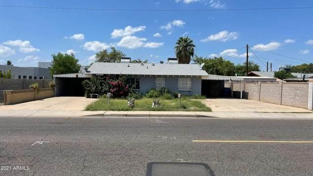2536 N 28TH Street N, Phoenix, AZ 85008 (MLS #6284308) :: The Ellens Team