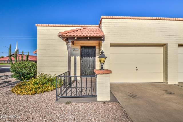 4502 E Carol Avenue #42, Mesa, AZ 85206 (MLS #6284450) :: Yost Realty Group at RE/MAX Casa Grande