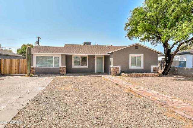 4318 N 15TH Avenue, Phoenix, AZ 85015 (MLS #6284462) :: Executive Realty Advisors