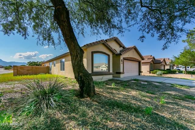 2362 E Copperwood Drive, Sierra Vista, AZ 85635 (MLS #6284548) :: Elite Home Advisors
