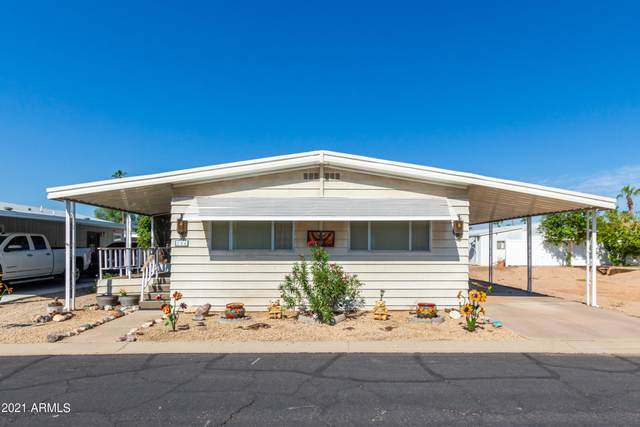 10960 N 67 Avenue #184, Glendale, AZ 85302 (MLS #6284816) :: Arizona 1 Real Estate Team