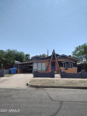 1333 W Taylor Street, Phoenix, AZ 85007 (MLS #6284910) :: West Desert Group | HomeSmart