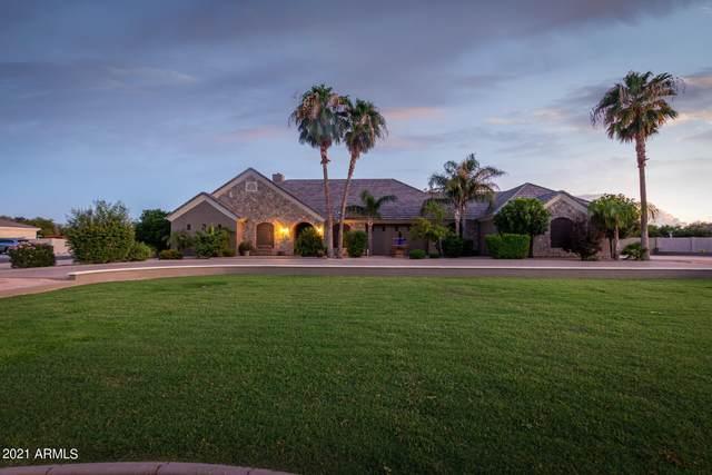 20431 E Excelsior Court, Queen Creek, AZ 85142 (MLS #6284916) :: Yost Realty Group at RE/MAX Casa Grande
