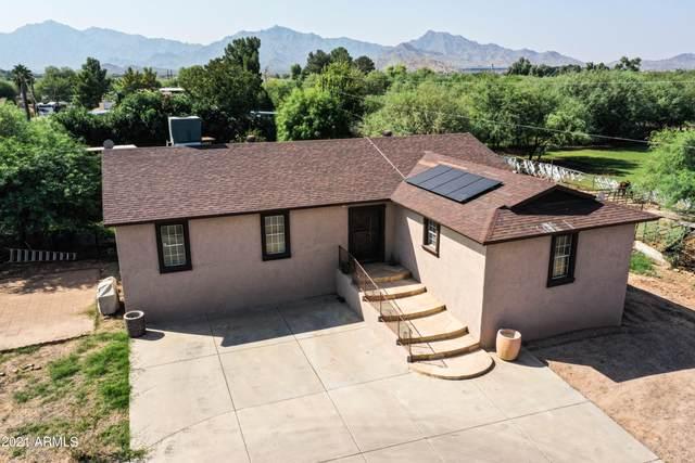 10947 W Pecan Road, Tolleson, AZ 85353 (MLS #6285200) :: Klaus Team Real Estate Solutions
