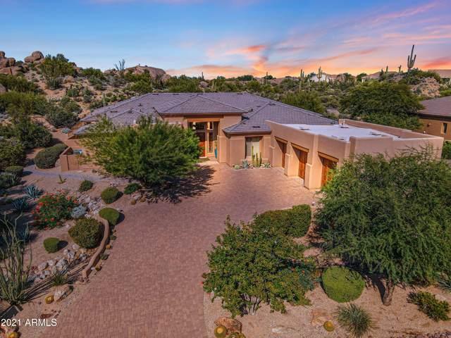 11422 E Desert Troon Lane, Scottsdale, AZ 85255 (MLS #6285298) :: Elite Home Advisors