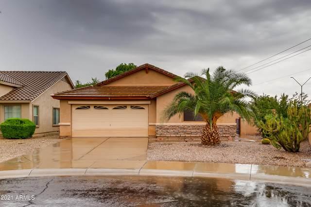 15516 W Watkins Street, Goodyear, AZ 85338 (MLS #6285529) :: Klaus Team Real Estate Solutions