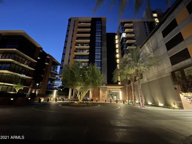 200 W Portland Street #813, Phoenix, AZ 85003 (MLS #6285537) :: Elite Home Advisors
