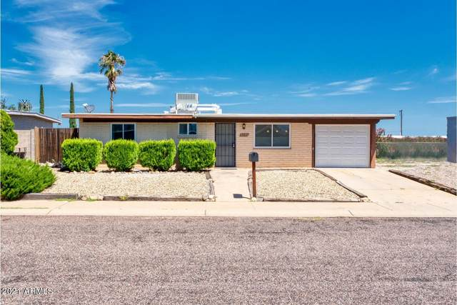 2171 E Santa Maria Drive, Sierra Vista, AZ 85635 (MLS #6285636) :: Yost Realty Group at RE/MAX Casa Grande