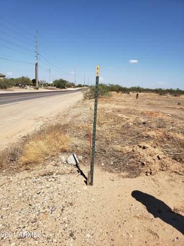 251000 W Patton Road, Wittmann, AZ 85361 (MLS #6285762) :: The Ellens Team