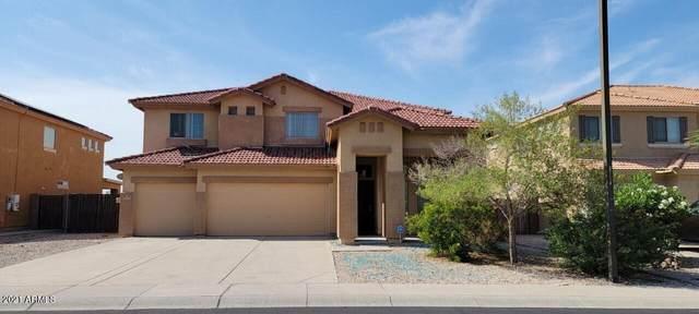 23587 W Adams Street, Buckeye, AZ 85396 (MLS #6285872) :: The Ellens Team