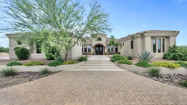 14310 E Lowden Court, Scottsdale, AZ 85262 (MLS #6285912) :: Klaus Team Real Estate Solutions