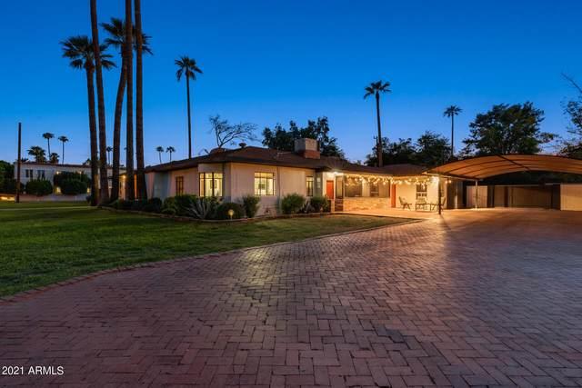 2210 Encanto Drive NE, Phoenix, AZ 85007 (MLS #6285969) :: Executive Realty Advisors