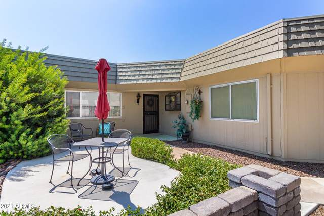 10347 W Hutton Drive, Sun City, AZ 85351 (MLS #6286042) :: Hurtado Homes Group