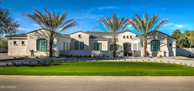 6100 E Caballo Drive, Paradise Valley, AZ 85253 (MLS #6286090) :: Keller Williams Realty Phoenix