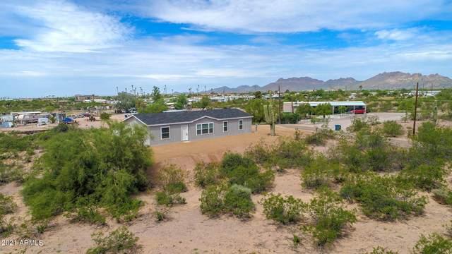 120 N Royal Palm Road, Apache Junction, AZ 85119 (MLS #6286120) :: Executive Realty Advisors
