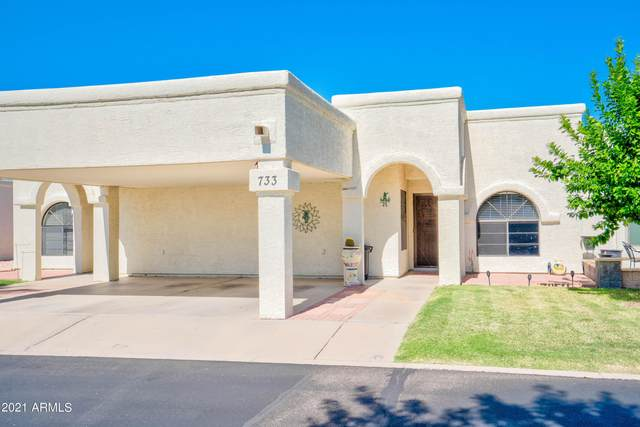 733 S 79TH Way, Mesa, AZ 85208 (MLS #6286246) :: The Dobbins Team
