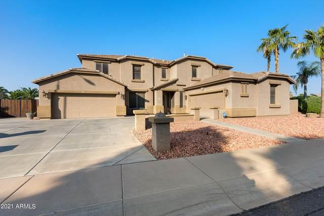 3544 S Marion Way, Chandler, AZ 85286 (MLS #6286387) :: Klaus Team Real Estate Solutions