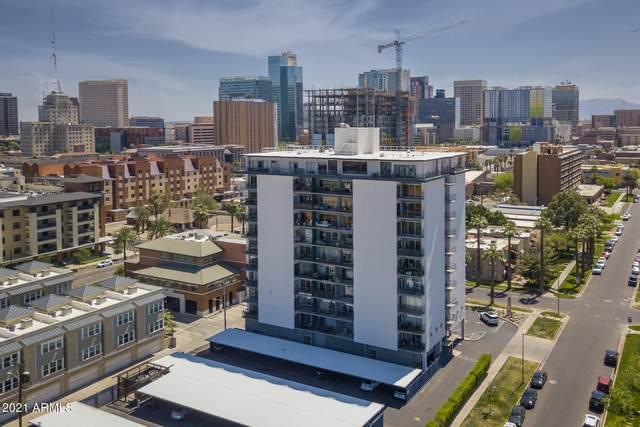 805 N 4TH Avenue #100, Phoenix, AZ 85003 (MLS #6286769) :: Midland Real Estate Alliance
