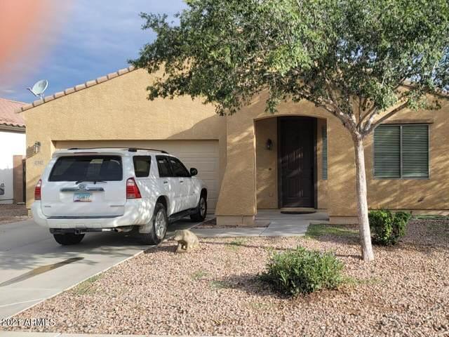 42442 W Mira Court, Maricopa, AZ 85138 (MLS #6286907) :: ASAP Realty