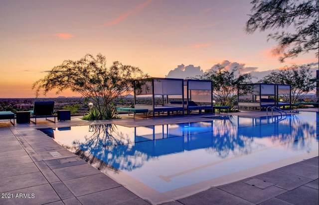 7120 E Kierland Boulevard #218, Scottsdale, AZ 85254 (MLS #6286961) :: Yost Realty Group at RE/MAX Casa Grande