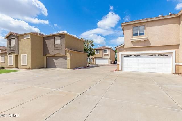 1346 S Boulder Street D, Gilbert, AZ 85296 (MLS #6287002) :: Relevate | Phoenix