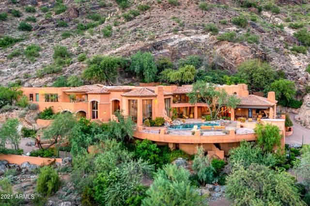6020 E Indian Bend Road, Paradise Valley, AZ 85253 (MLS #6287135) :: Keller Williams Realty Phoenix