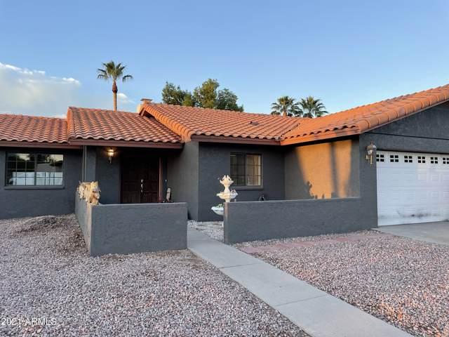 102 E Brenda Circle, Casa Grande, AZ 85122 (MLS #6287141) :: Elite Home Advisors