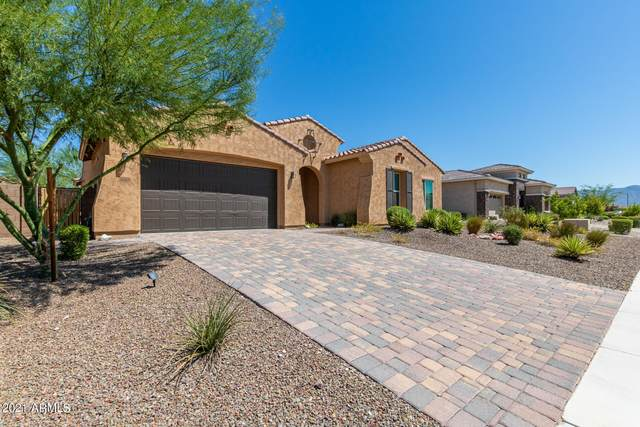 18418 W Goldenrod Street, Goodyear, AZ 85338 (MLS #6287443) :: Klaus Team Real Estate Solutions